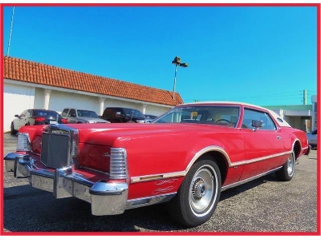 1976 Lincoln Continental | 519767