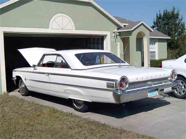 1963 Ford Galaxie 500 XL | 510992