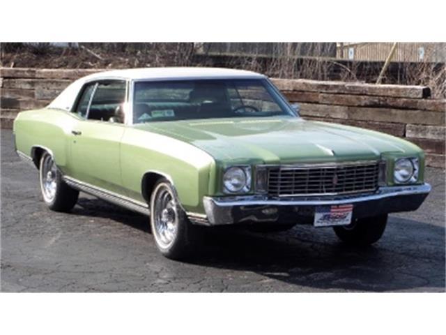 1972 Chevrolet Monte Carlo | 521355