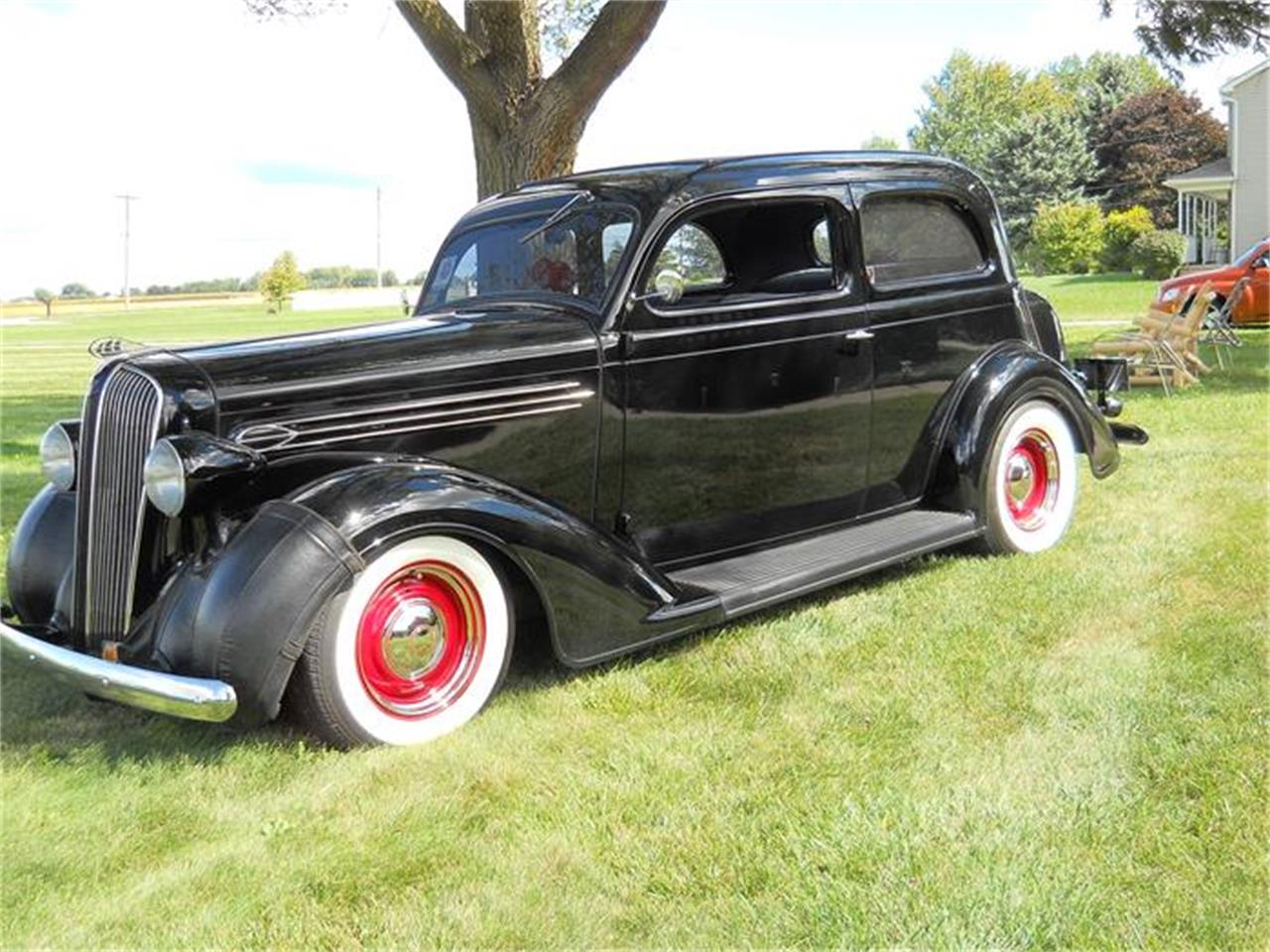 1936 Plymouth P2 For Sale Classiccars Com Cc 521885