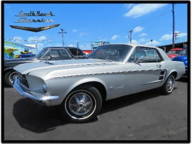 1967 Ford Mustang | 521981