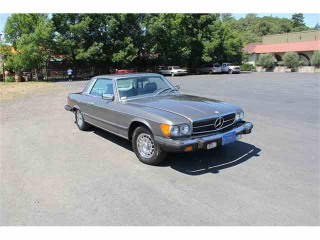 1980 Mercedes-Benz 450SLC | 523163