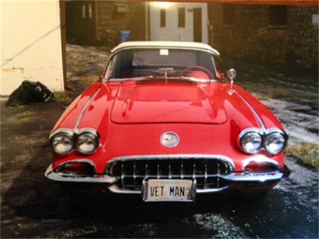 1958 Chevrolet Corvette | 523208