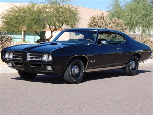 1969 Pontiac GTO | 523428