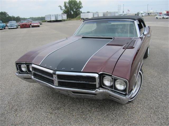 1969 Buick Skylark   523507