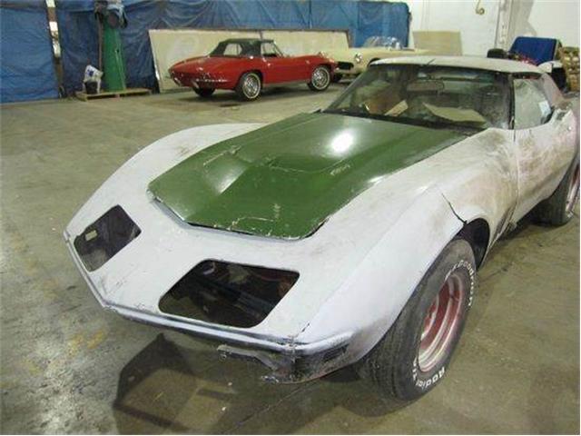 1969 Chevrolet Corvette | 523520