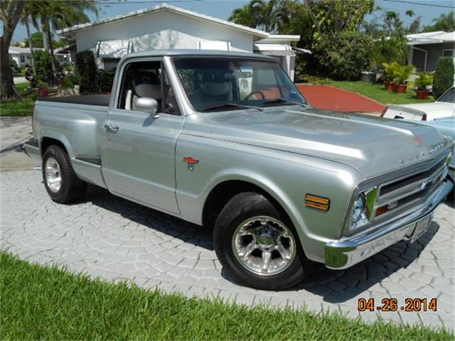 1968 Chevrolet C10 | 523715