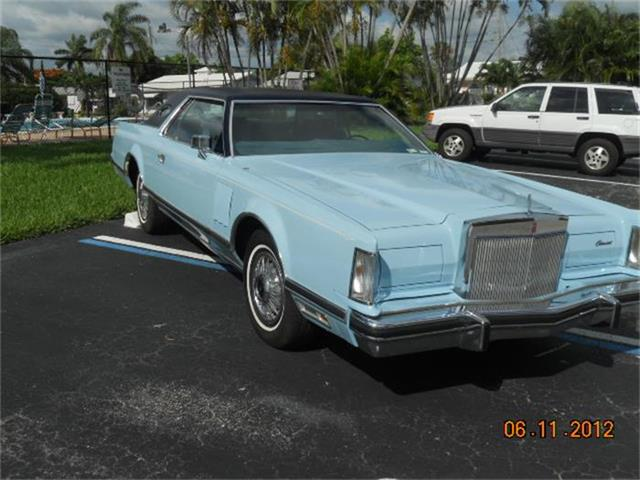 1979 Lincoln Continental Mark V | 523719