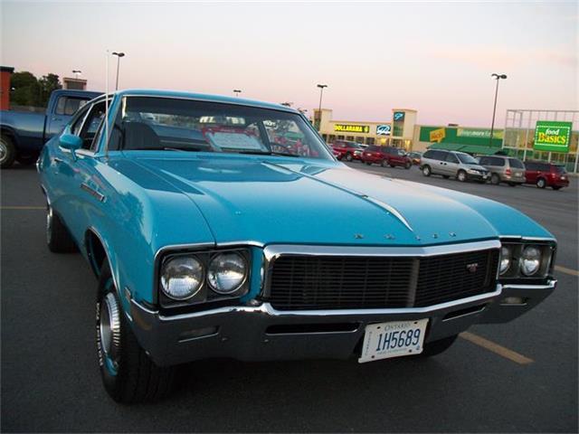 1968 Buick Skylark | 520375