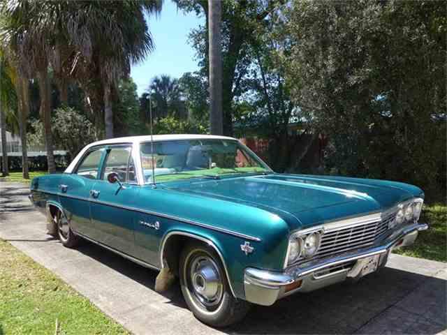 1966 Chevrolet Impala | 523844
