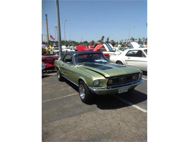 1968 Ford Mustang GT | 520385