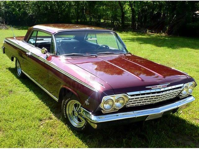 1962 Chevrolet Impala SS | 524045