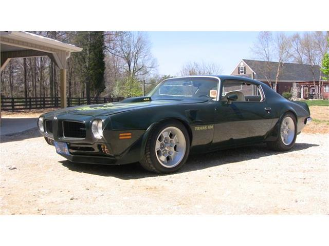 1973 Pontiac Firebird Trans Am | 524149