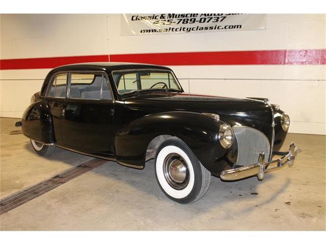 1941 Lincoln Continental | 524322