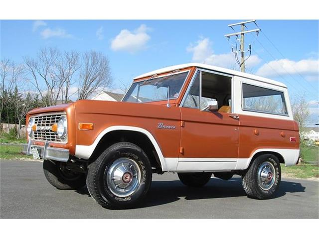 1974 Ford Bronco | 524489