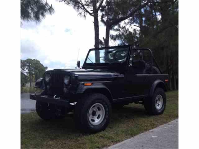 1976 Jeep CJ7 | 527411