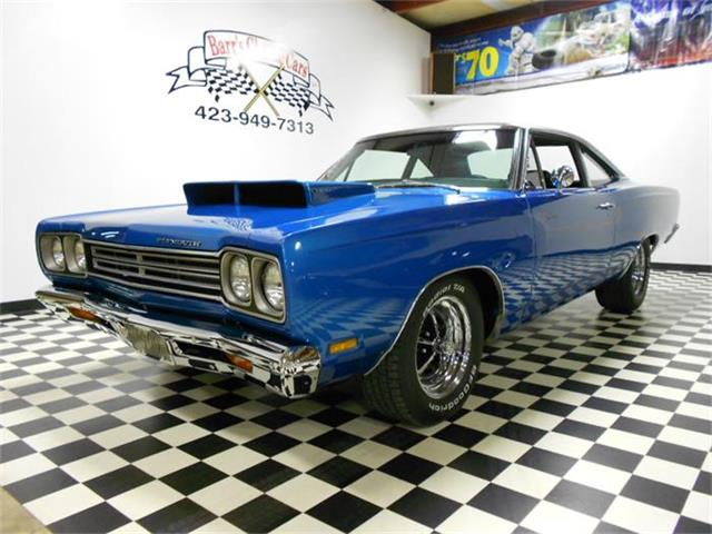 1969 Plymouth Road Runner | 528221