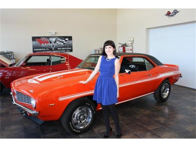 1969 Chevrolet Camaro | 528588