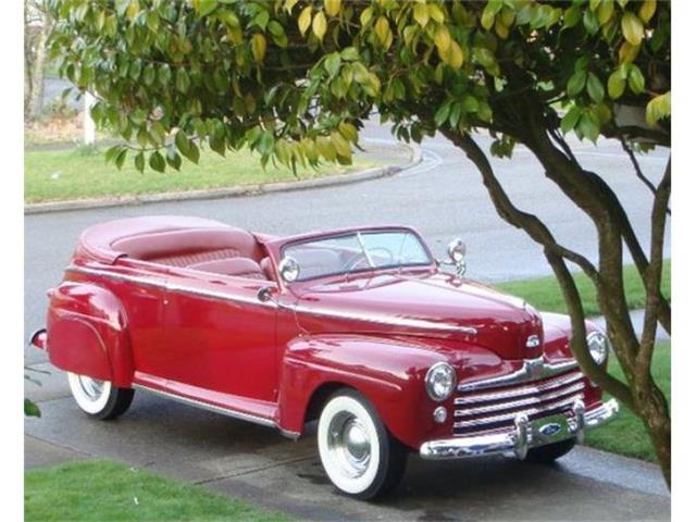 1948 Ford Super Deluxe   528796