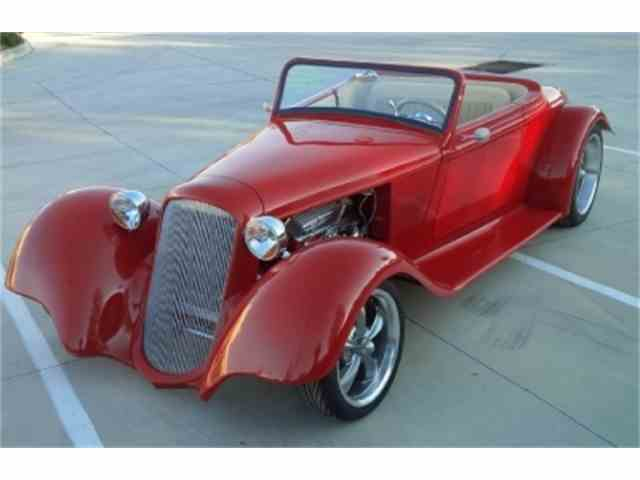 1933 Plymouth Roadster | 528906