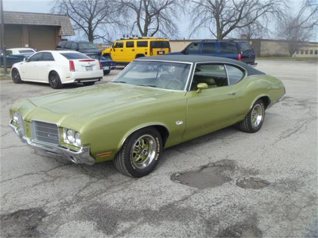 1970 Oldsmobile Cutlass | 520973