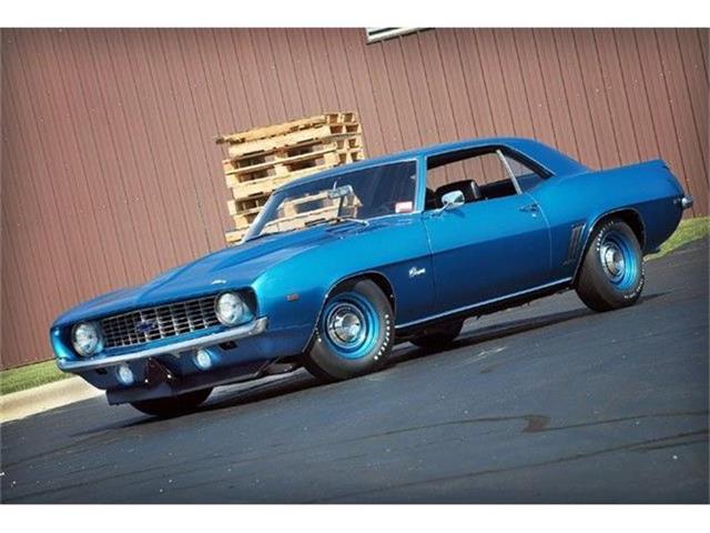 1969 Chevrolet Camaro COPO | 531155