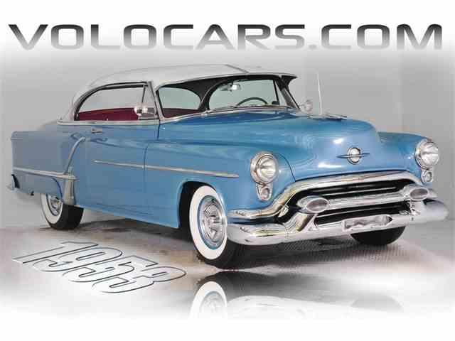 1953 Oldsmobile Super 88   531400