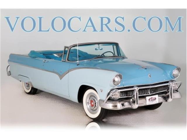 1955 Ford Fairlane Sunliner   531429