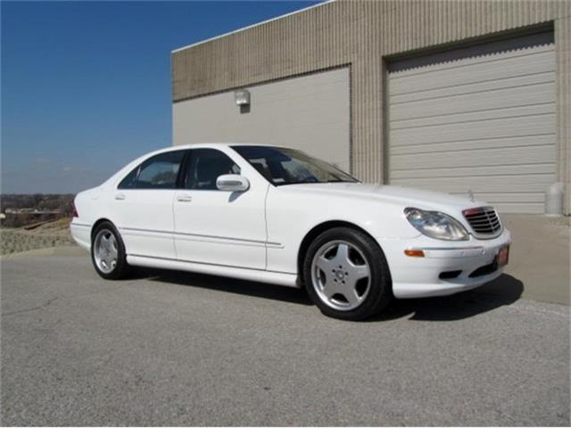 2001 Mercedes-Benz S55 | 531748