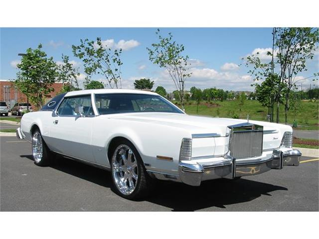 1976 Lincoln Continental Mark IV | 532001