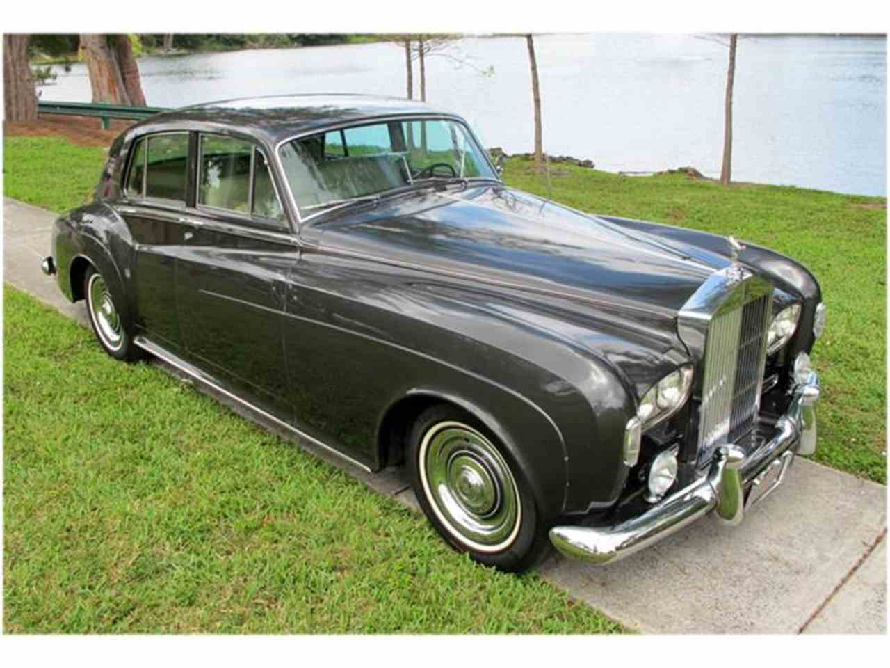 1963 rolls royce silver cloud iii for sale cc 532285. Black Bedroom Furniture Sets. Home Design Ideas