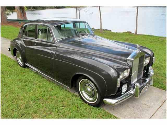 1963 Rolls-Royce Silver Cloud III | 532285