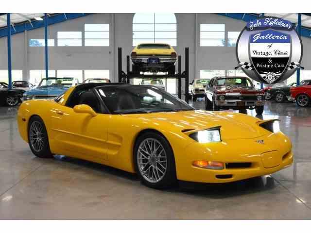 2003 Chevrolet Corvette | 532394