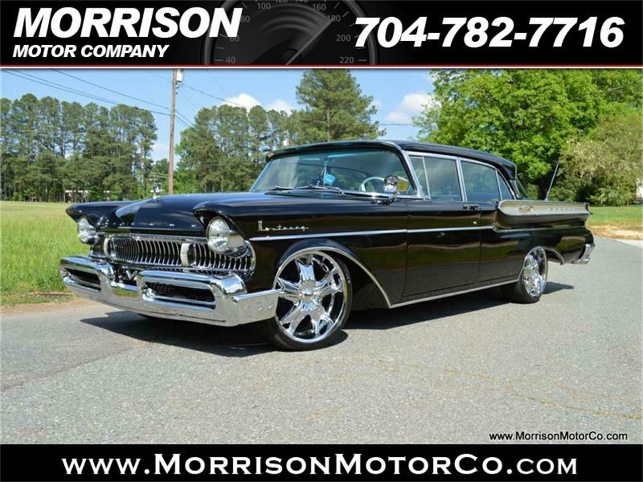 1957 Mercury Monterey For Sale Cc 532656