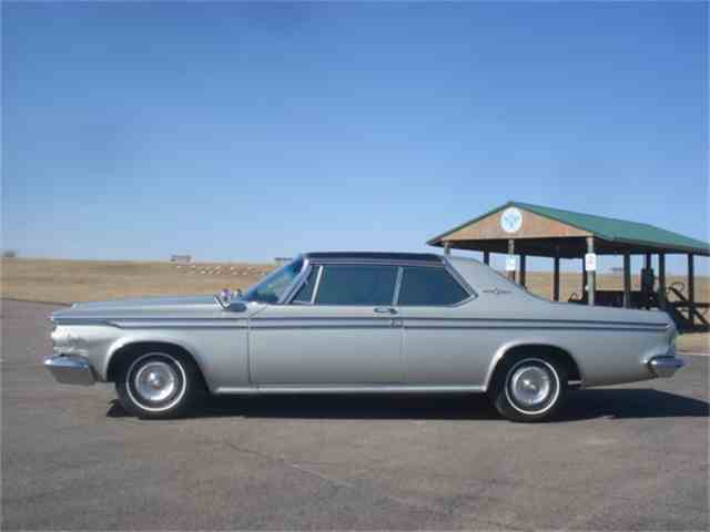 1964 Chrysler 300 Silver Edition | 532744