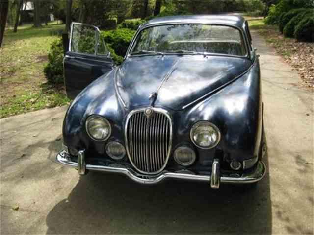 1967 Jaguar 3.8S | 532804