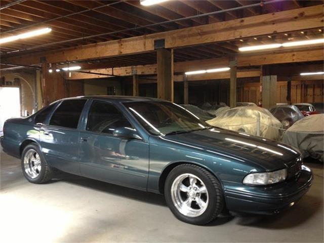 1996 Chevrolet Impala SS | 535031