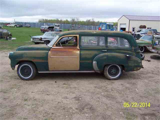 1951 Chevrolet Station Wagon | 535184