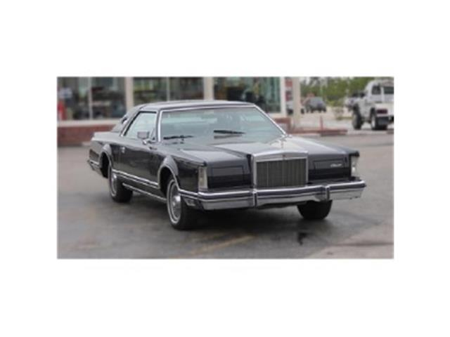 1977 Lincoln Continental Mark V | 536827