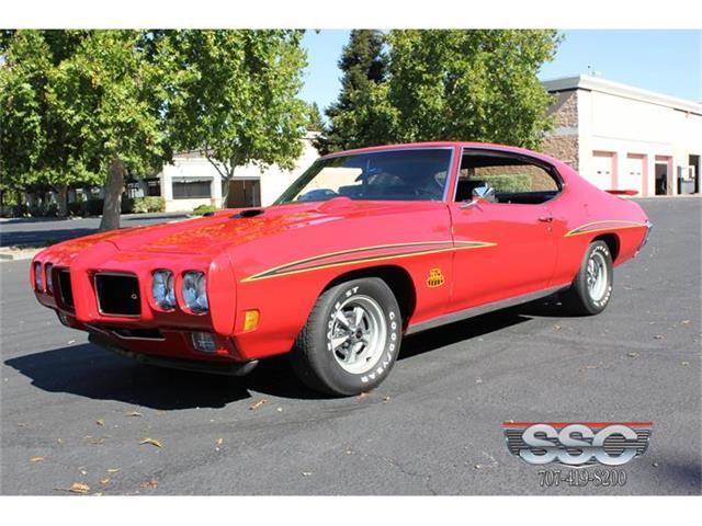 1970 Pontiac GTO | 536939