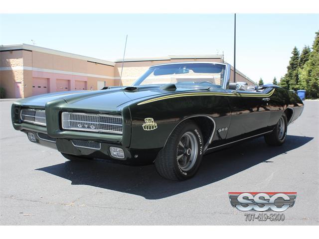 1969 Pontiac GTO | 536952
