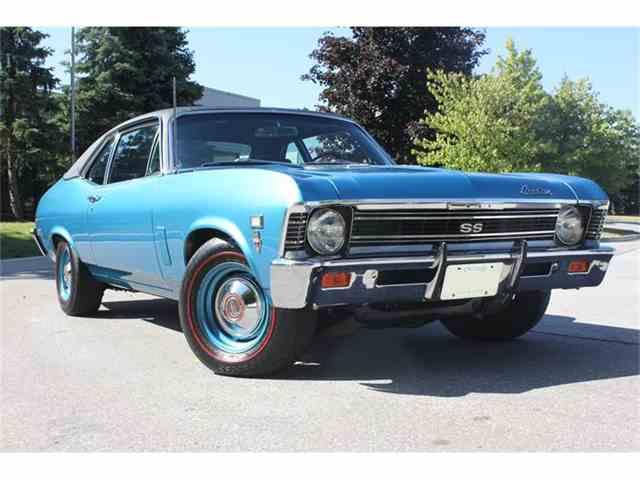 1969 Pontiac Acadian SS | 530856