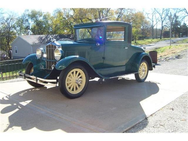 1929 Durant coupe   530908