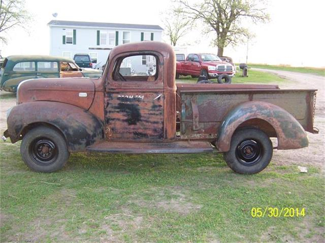 1940 Ford 1/2 Ton Pickup | 539272