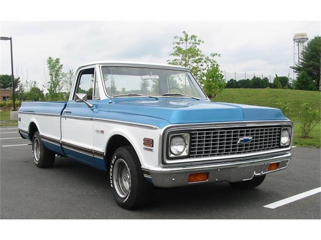 1971 Chevrolet C/K 10   539672