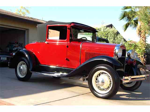 1931 Ford Model A | 542910