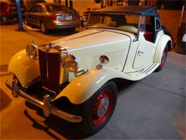 1953 MG TD | 543975