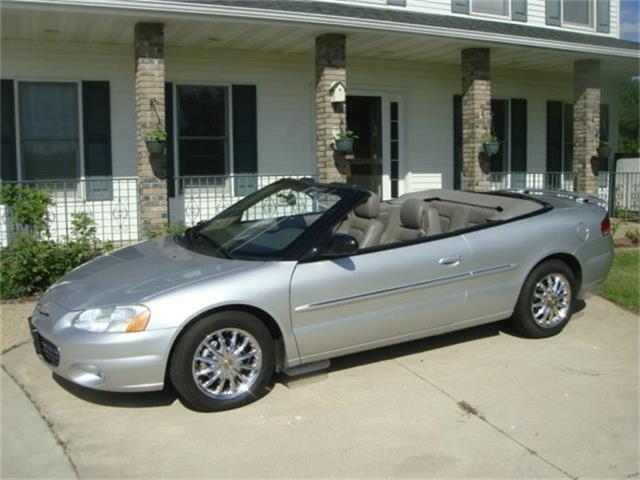2001 Chrysler Sebring | 545188