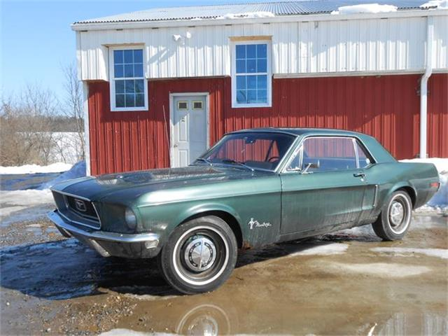 1968 Ford Mustang | 540735