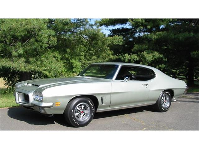 1972 Pontiac GTO | 540757